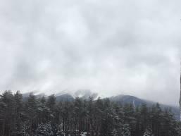 本日の富士山2020.01.27