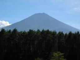 とある日の富士山